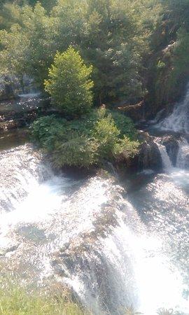 Una National Park: Waterfalls & sunlight