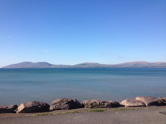 Waterville, Irland: Peter's view! October 24th!