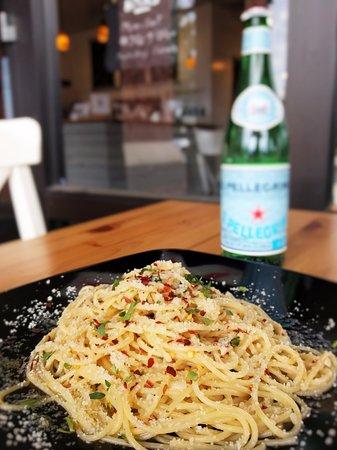 Cordova, TN: Spaghetti Aglio, Olio e Peperoncino