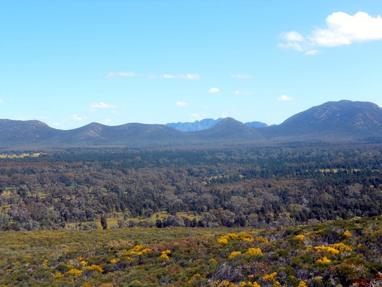 Flinders Ranges National Park, Australië: Wilpena Pound