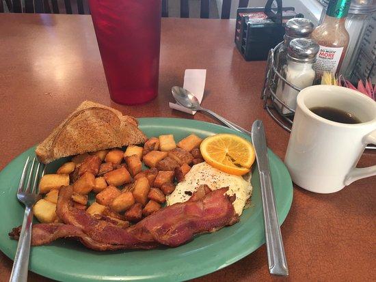 Portales, Nowy Meksyk: Good breakfast!
