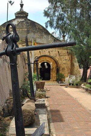 Maritime Archeology Museum: Entrance