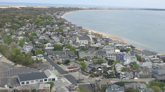 Pilgrim Monument & Provincetown Museum: Panoramic View