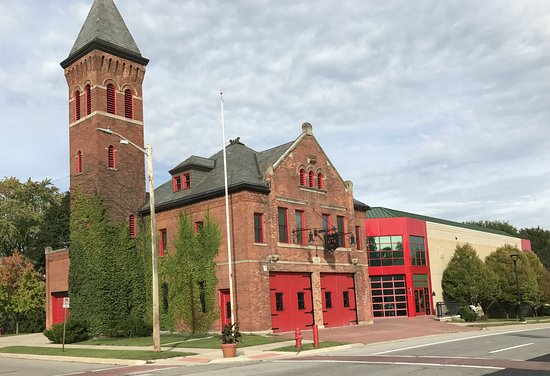 Michigan Firehouse Museum in Ypsilanti