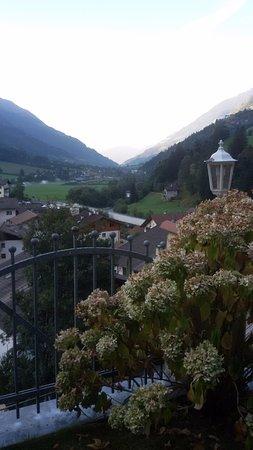 San Leonardo in Passiria, Włochy: Vista verso la val Passiria.