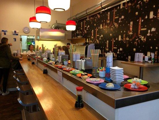 sushido u1 running sushi bar n rnberg restaurant bewertungen telefonnummer fotos. Black Bedroom Furniture Sets. Home Design Ideas