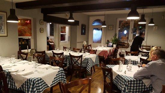 Ciao Restaurant In Poynton Menu