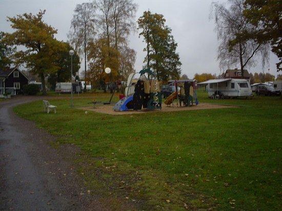 Jagersbo Camping: Lekplatsen
