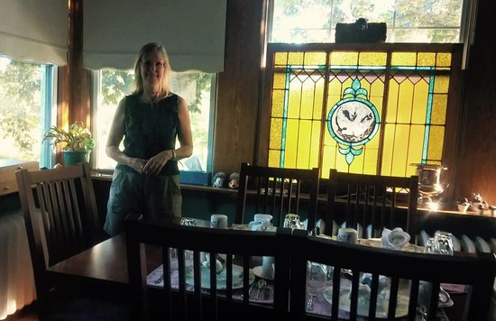 Somerset, PA: Carol Miller, proprietress and gourmet cook