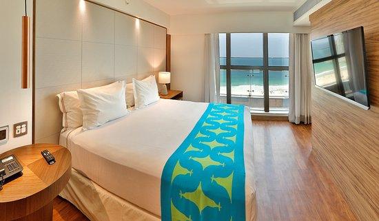 Arena Leme Hotel Rio De Janeiro Brasilien Anmeldelser Sammenligning Af Priser Tripadvisor