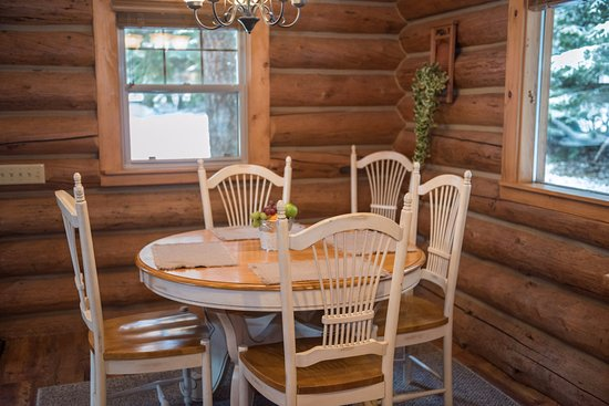 Sandpoint, ID: Log Cabin