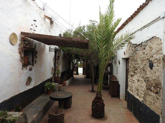 Betancuria, İspanya: ingresso