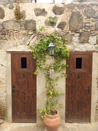 Betancuria, İspanya: bagni