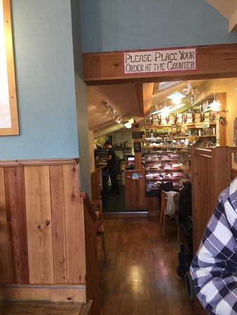 Cafe Treff : Where it all happens