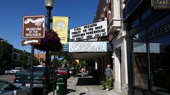 Bozeman, MT: On the Street