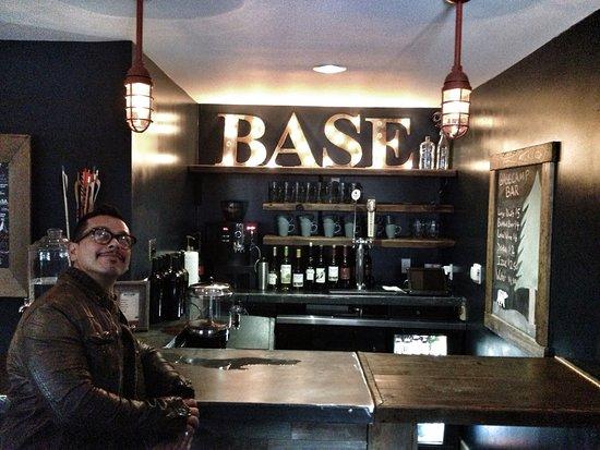 Basecamp South Lake Tahoe: coffee bar