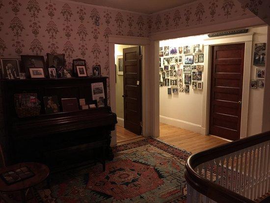 Brookline, MA: The hall