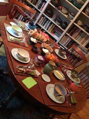 Brookline, MA: Breakfast