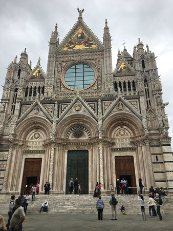 Province of Siena, Italien: The Duomo!