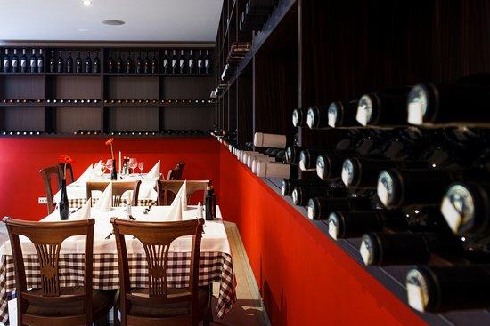 Frankenberg, Tyskland: Restaurant
