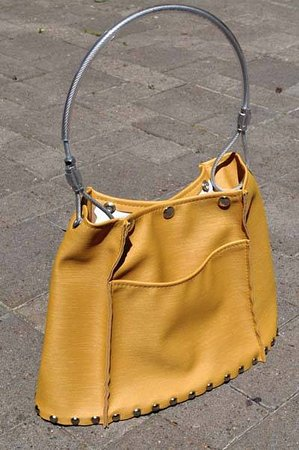 Solana Beach, CA: Handcrafted Handbag