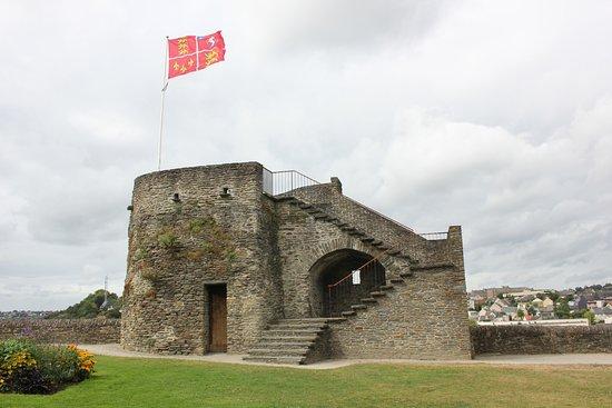 Saint-Lo, Francia: The Citadel