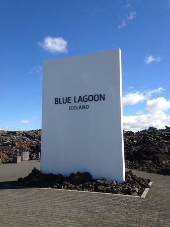 Grindavik, Iceland: Entrance