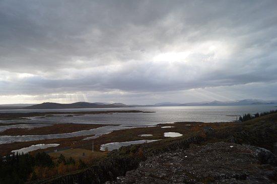 Thingvellir, İzlanda: Pingvallavatn