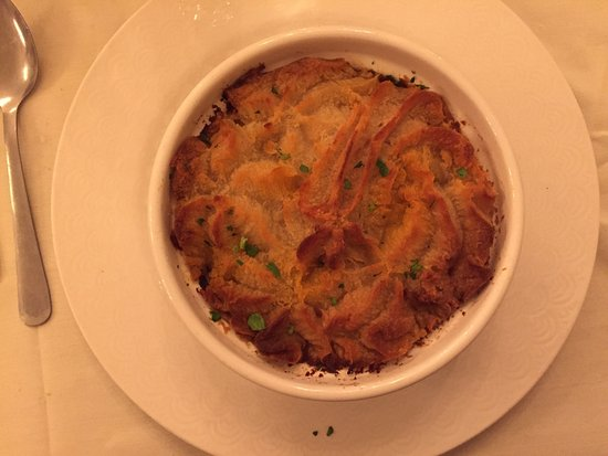 Rockville Centre, Nova York: Shepards Pie Burnt and disgusting!!!!
