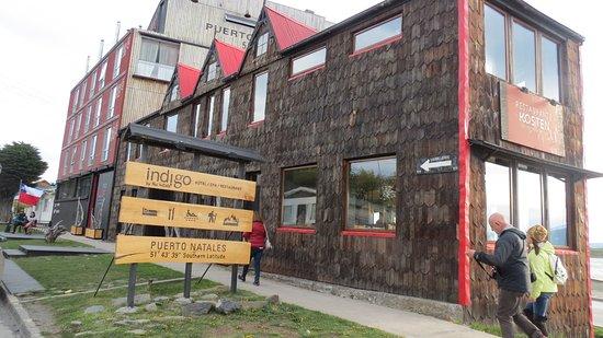 Noi Indigo Patagonia: fachada del hotel , entrada principal