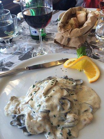 Brunate, Italia: Delicioso!!!