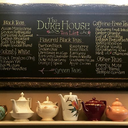 Wellsville, NY: Duke House Bakery