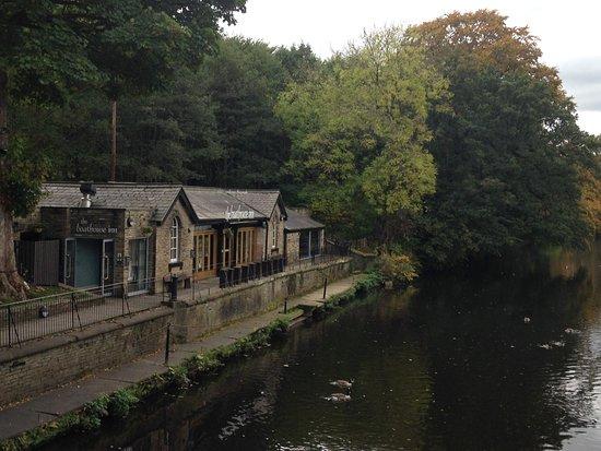 Shipley, UK: An autumn day