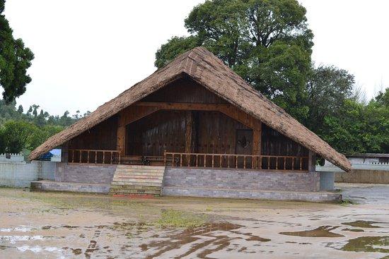 Meghalaya, India: kings residence