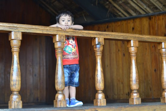 Meghalaya, Índia: My kid enjoyed here