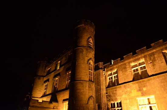 Dalkeith, UK: Melville at Night
