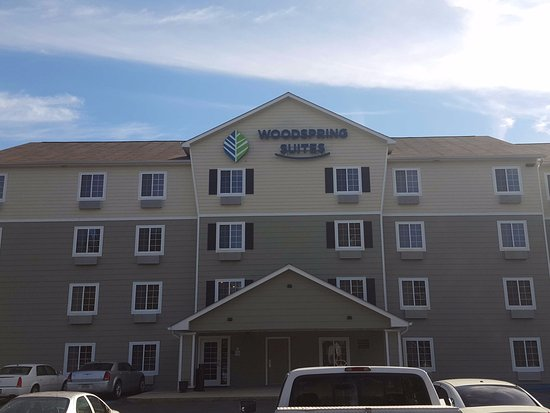 WoodSpring Suites Shreveport Airport Picture