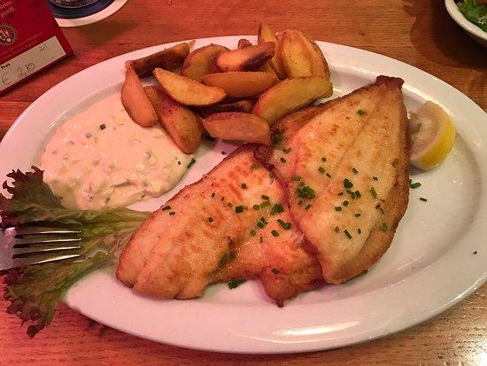 Fischkuche Laboe: Heerlijk Gegeten! Verser Dan Deze Vis Kan Bijna Niet. Bij  Wijze
