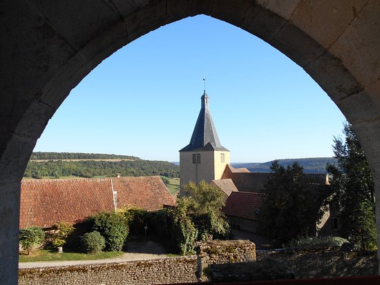 View from Chateauneuf
