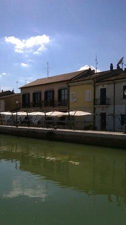 Cesenatico, Italia: sierpień 2016