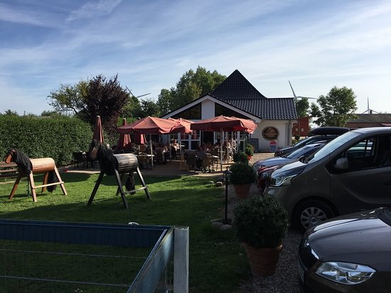 Fehmarn, ألمانيا: Hofcafe Klausdorf auf Fehmarn