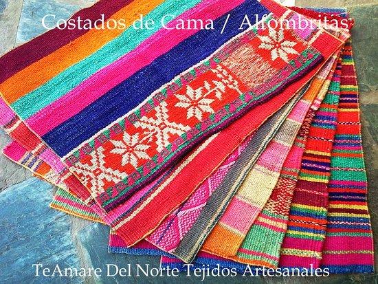 Teamare del Norte Tejidos Artesanales