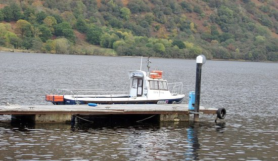 The Ardlui to Ardleish Ferry
