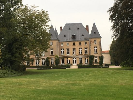 Luneville, Francia: Chateau from the park