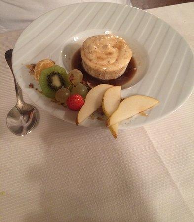Tamnies, Francia: Dessert : à la châtaigne