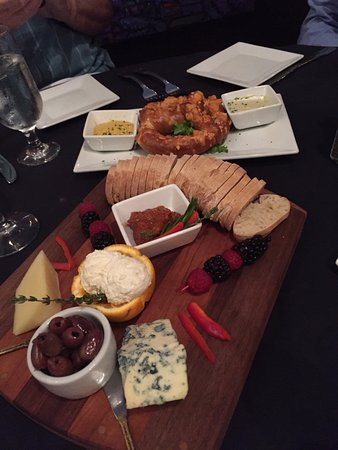 appetizers, just incredible!