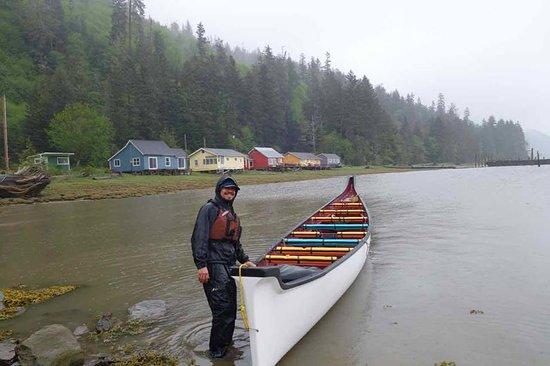 Prince Rupert, Kanada: Big Canoe Trips at the Cassiar Cannery