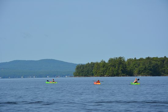 South Casco, ME: Take yourself out for a paddle.