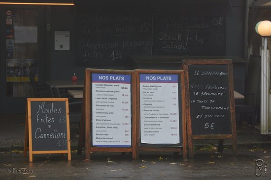 Louveigne, Bélgica: Carte d'annonce 2