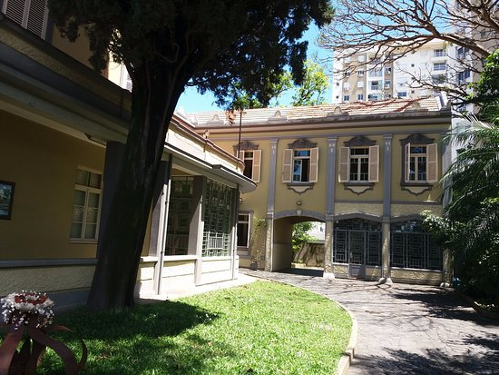 Casa de Artes Vila Mimosa
